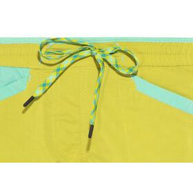 La Sportiva Nirvana Shorts Women citronelle/mint